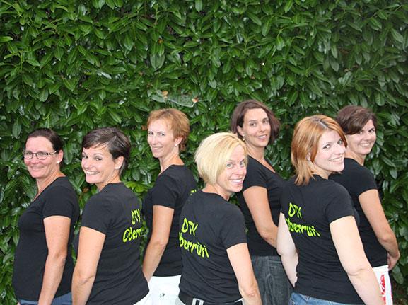 Vorstand Damenturnverein Oberrüti